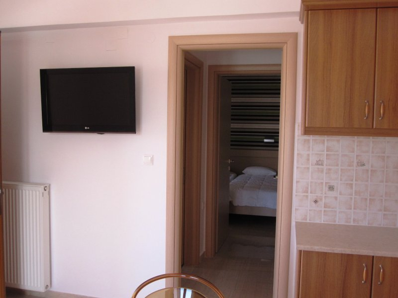 Apartment by the Beach, location de vacances à Siteia
