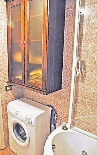 banheiro máquina de lavar roupa