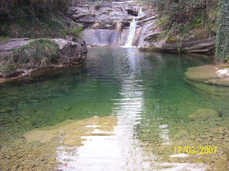 Laghetti di Nervi Codice CITRA 010025-LT-1678, holiday rental in Bargagli