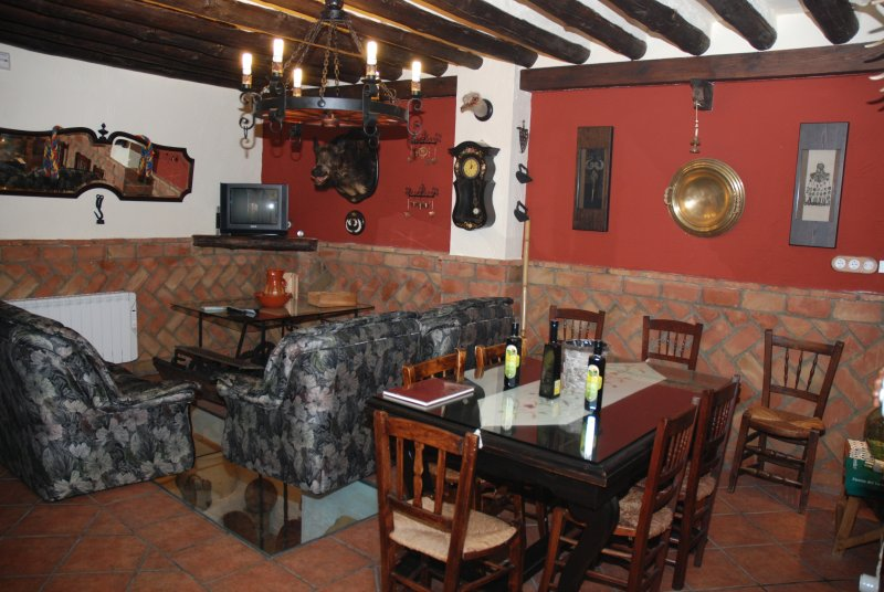 CASA-MUSEO DEL S.XVI.WHIFI, holiday rental in Baena