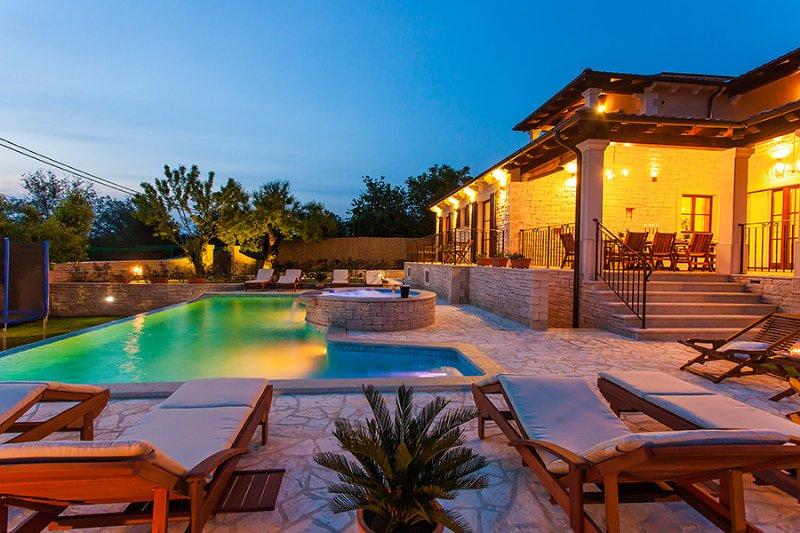 Villa Mira, alquiler de vacaciones en Sveti Lovrec