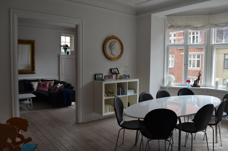 Spacious apartment in the heart of Frederiksberg, vacation rental in Copenhagen
