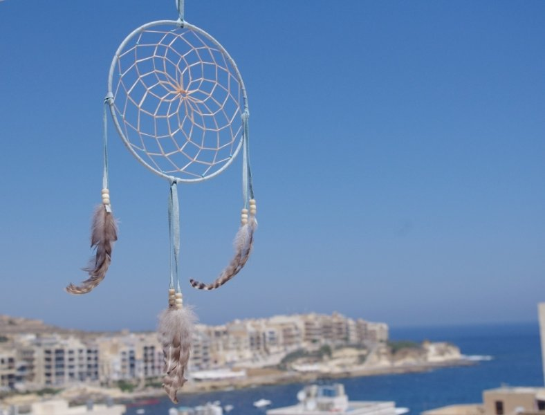 Dreamcatcher - enjoy the view!