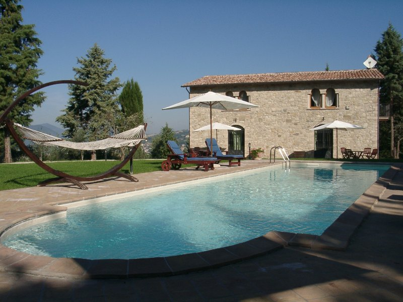 Villa Cottage con piscina