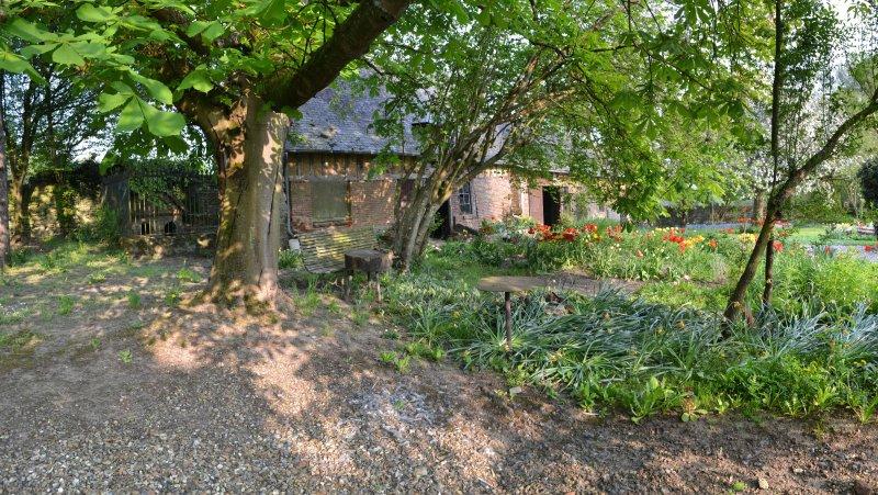 maison de campagne, location de vacances à Montroty