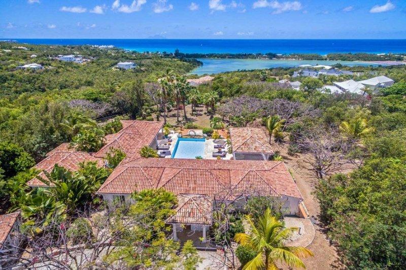 La Pinta, 4BR vacation rental in Terres Basses, St Martin