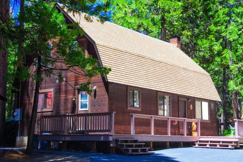 Wells Cabin
