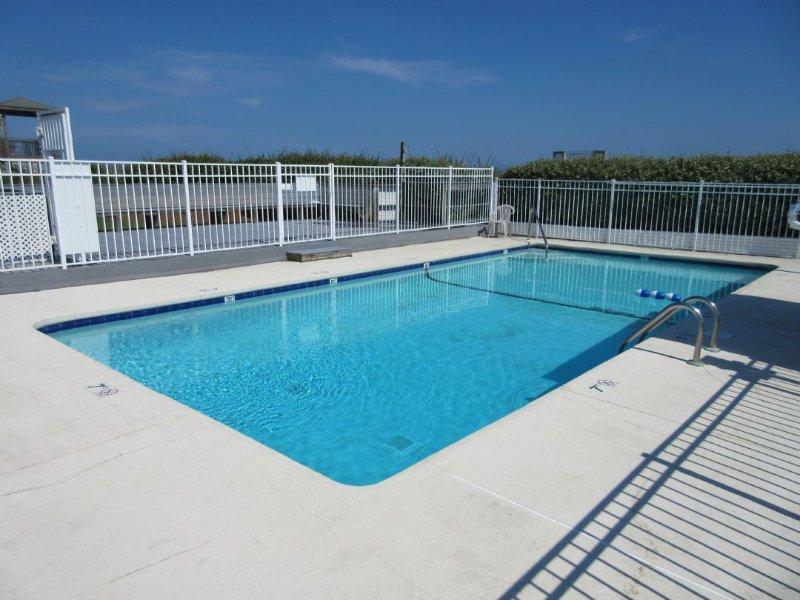 Beach Villas private pool