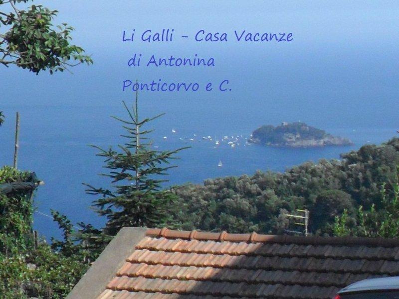 Casa vacanze li galli, location de vacances à Sant'Agnello