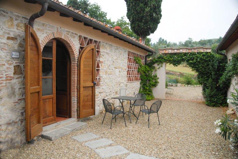 Agriturismo Borgo Bottaia T3-1, location de vacances à Bagno a Ripoli