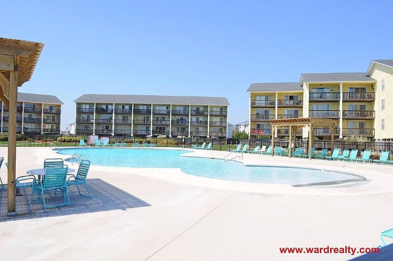 Surf Condos Community Pool
