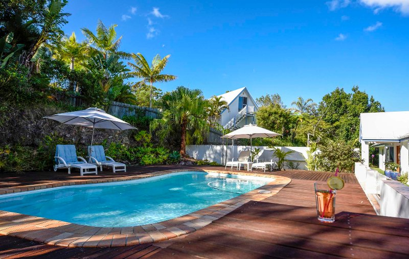 Ninderry Manor Escape, holiday rental in Eumundi