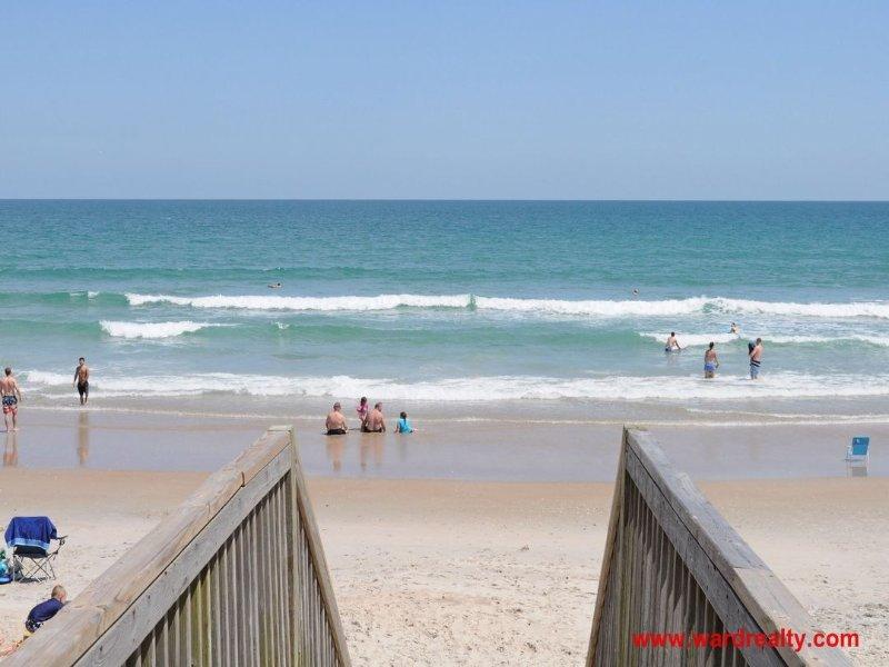 Ocean View from Beach Access