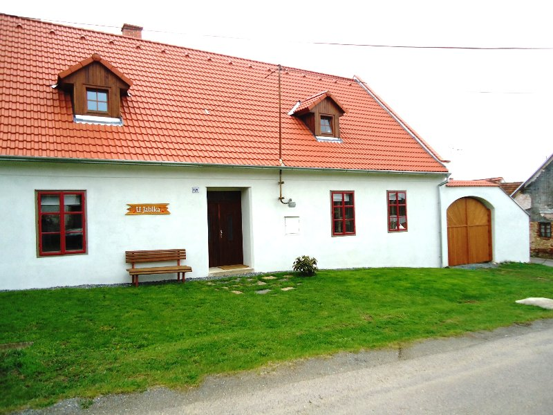 Holiday home 'U Jablka' in South of Czech, location de vacances à Moravie du Sud
