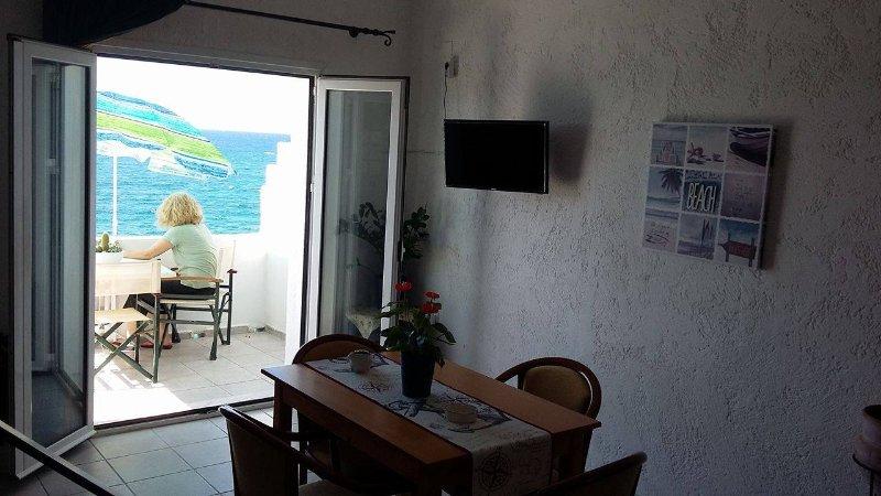 White Wave, vacation rental in Koutsouras