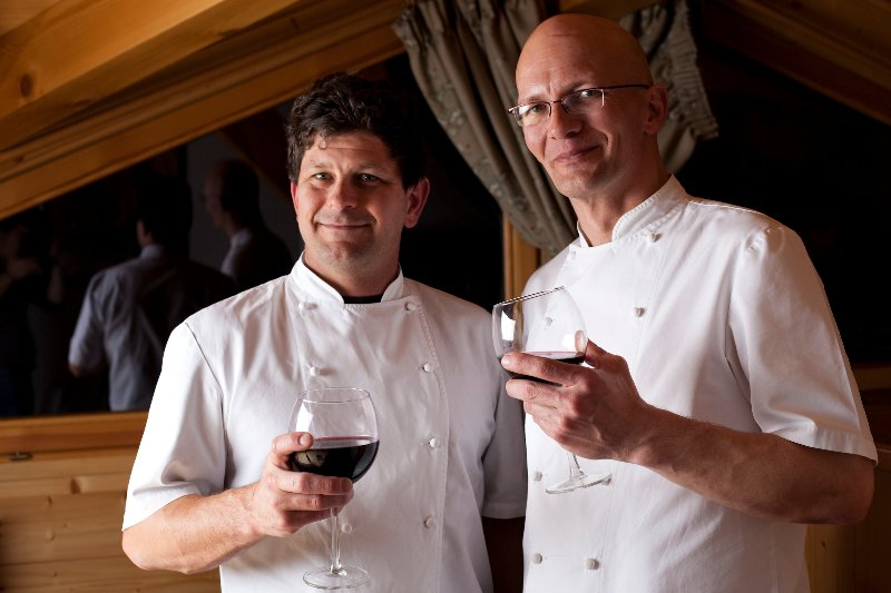 Examples of some of the fully qualified and highly experienced chefs at Marmotte Mountain