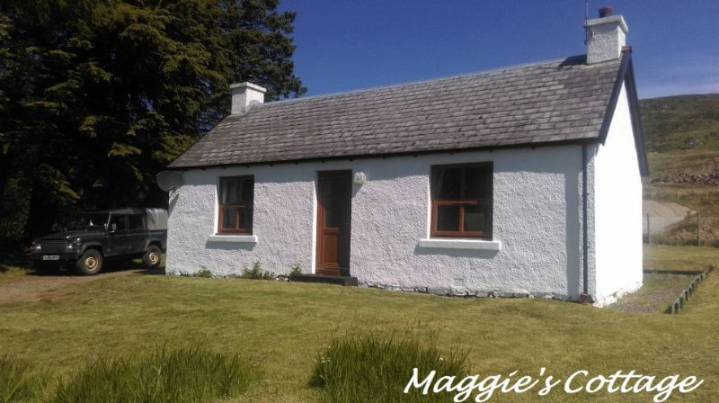 Just wot we needed - Review of Ardnamurchan holiday cottage