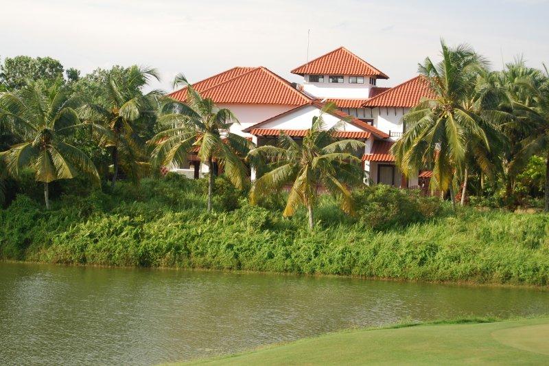paraíso tropical na cidade Património Mundial de Malaca