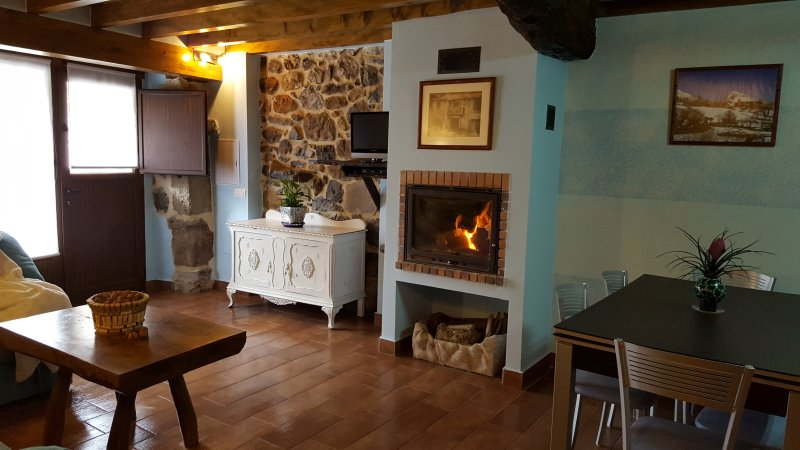 Apartamento Rural La Plazuela, location de vacances à Valle de Carranza