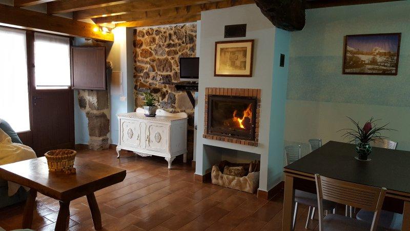 Apartamento Rural La Plazuela, casa vacanza a Regules