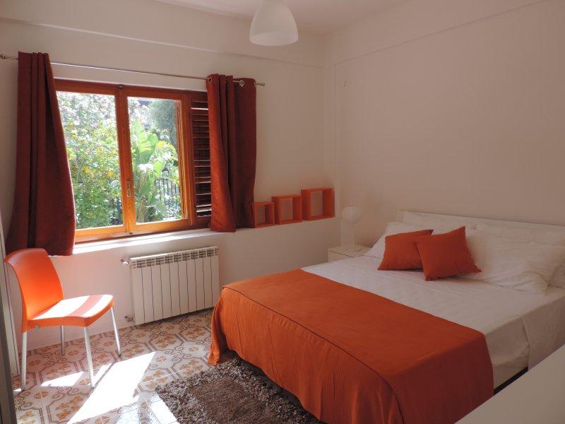 La sala naranja