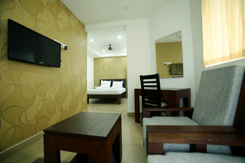 Beachway Hotel, holiday rental in Kozhikode District