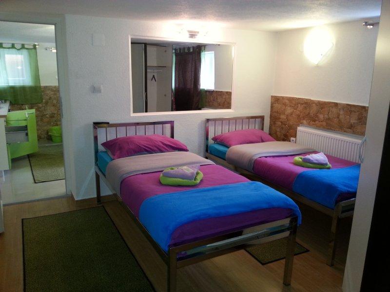 Green apartment, location de vacances à Sveti Ivan Zelina