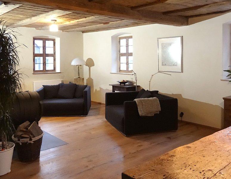 ICKELHAUS 1, Ferienwohnung EG, location de vacances à Windelsbach