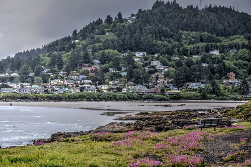 Yachats-Gem of the Oregon Coast  Photo: Ken Gagne