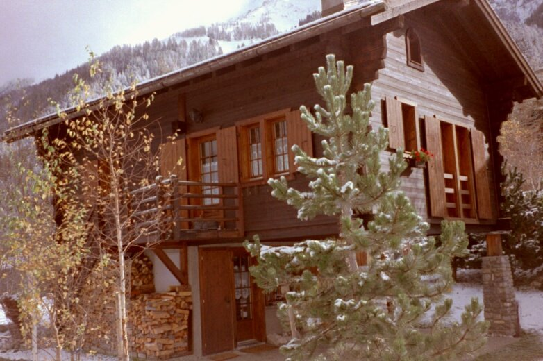 Chalet indépendant, holiday rental in Orsieres