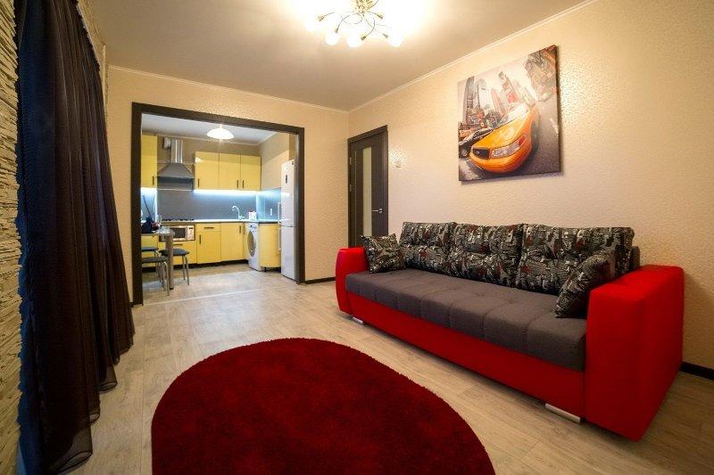 Orhideya Apartment on Minskaya, holiday rental in Bobrujsk
