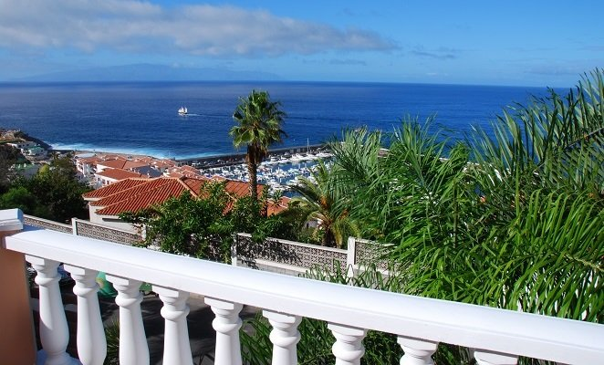 LUXURY PANORAMIC SEA VIEW APARTMENT, vacation rental in Tenerife