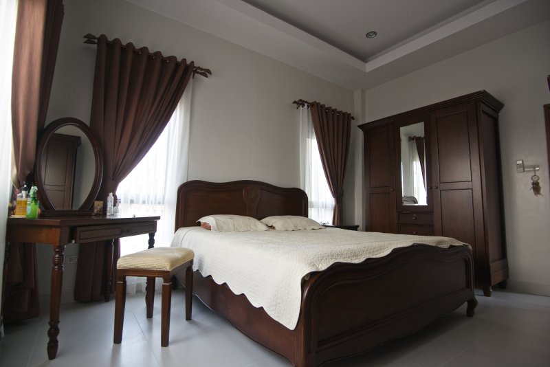 Bedroom for our guests