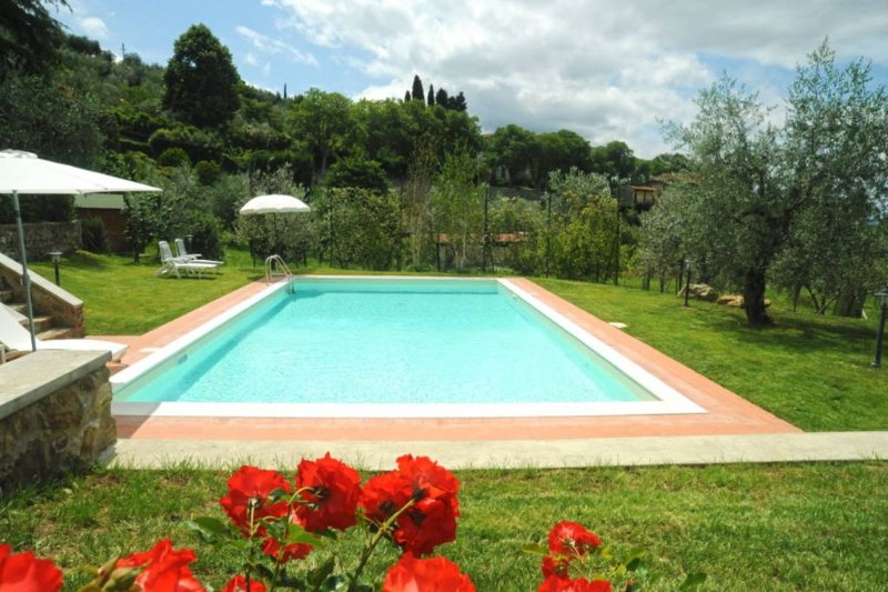 Villetta Settignano, amazing view on Florence's Duomo, vacation rental in Florence