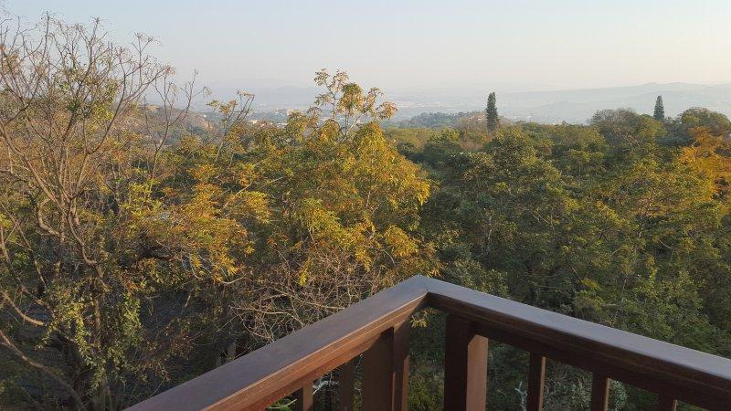 1ος Όροφος μπαλκόνι με θέα πάνω από Nelspruit - Η δικτυακή πύλη της Εθνικό Πάρκο Κρούγκερ