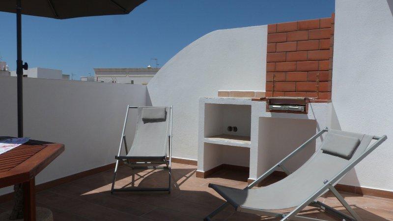Casa Brisa da Ria Maison de vacances Santa Luzia-Tavira 2 à 5 pers., casa vacanza a Santa Luzia