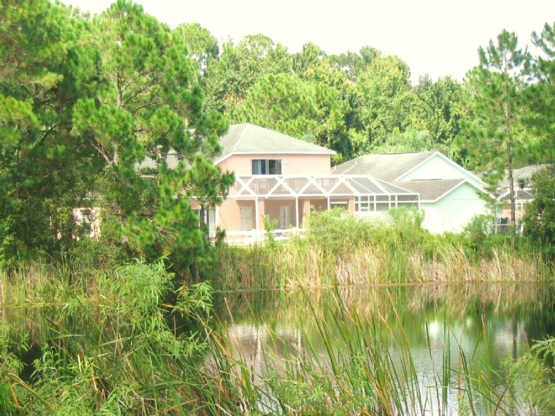 ... or rear neighbours. A most beautiful lakefront home with conservation views!