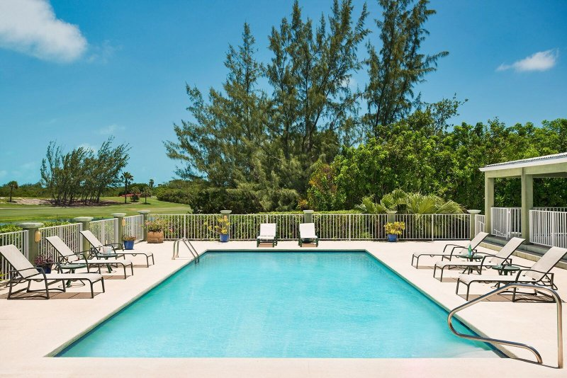 The Pool, Stirling House,  Provo Golf Club, Providenciales, Turks and Caicos Islands