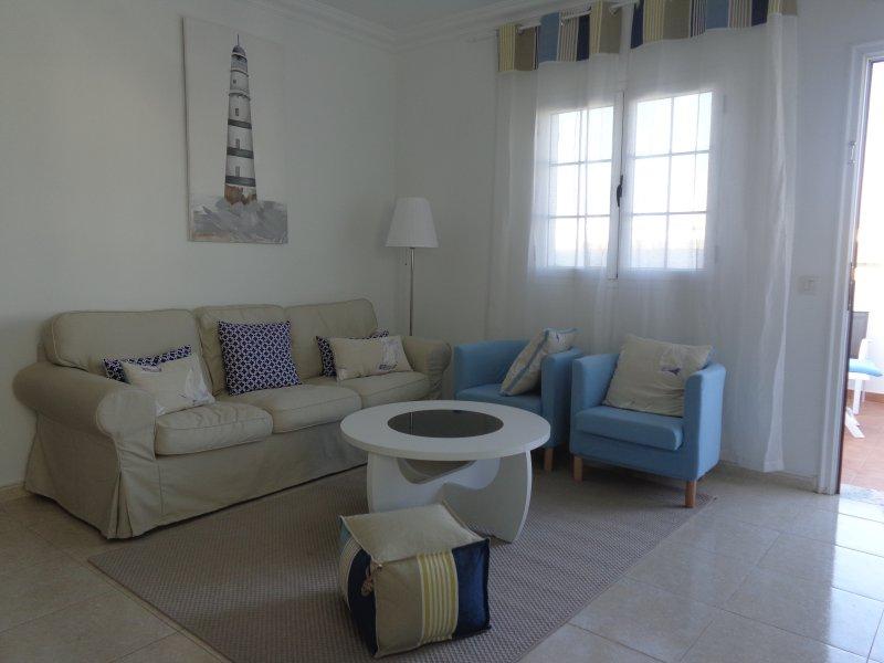 Apartamento Luz de Faro, cerca de la playa, holiday rental in Playa Honda