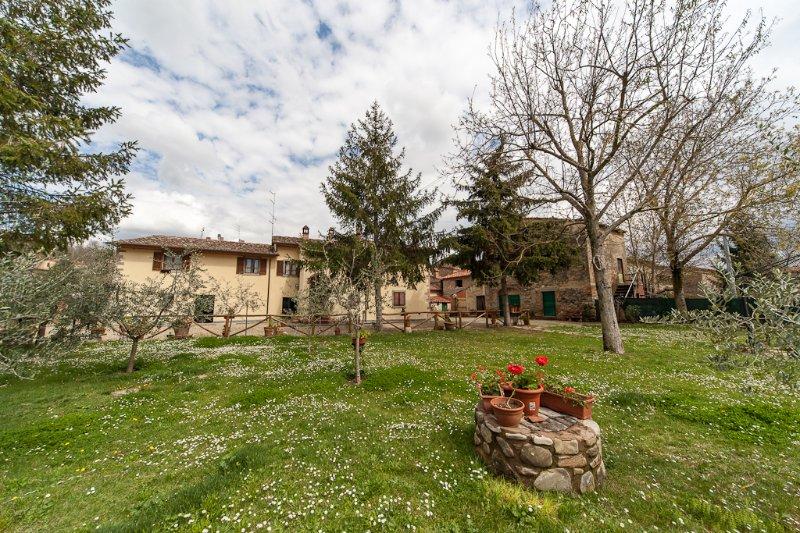 Residenza Il Grifone Typical Tuscan House, location de vacances à Arezzo