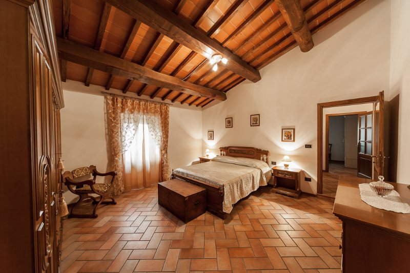 Typical Tuscan House Il Grifone, holiday rental in Bibbiano