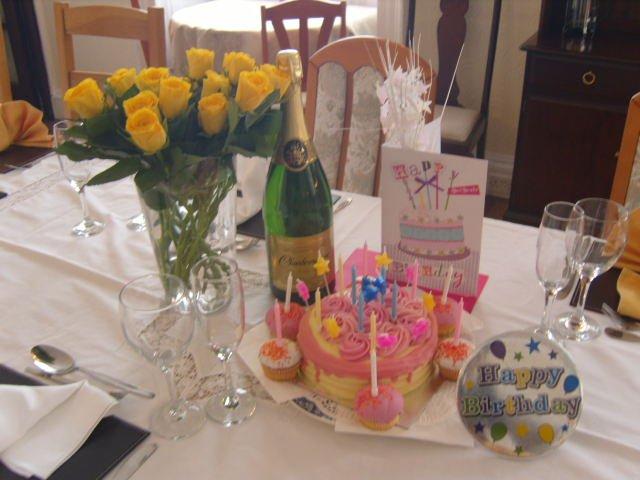 Birthday surprise!!!