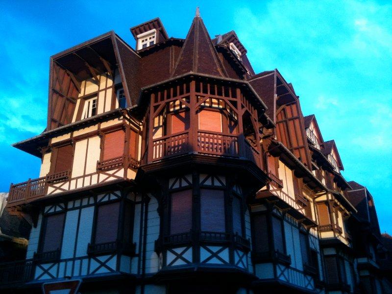 3 P de charme idéalement situé Mer, vacation rental in Etretat