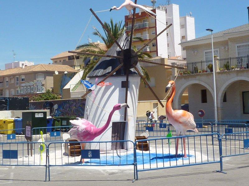 Spacious apartment, location de vacances à San Pedro del Pinatar