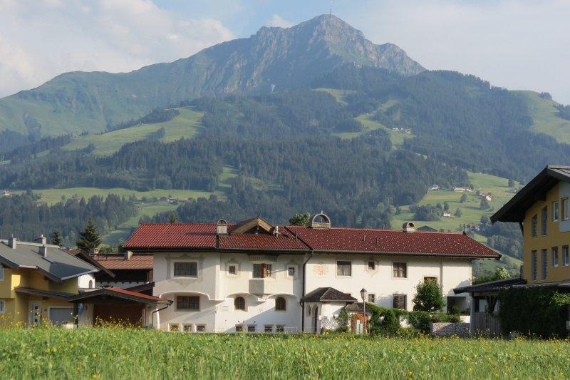 Landhaus Florian devant Kitzbüheler Horn