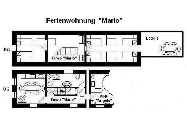 FeWo 'O3' für 4/6 Pers., 23 km bis Frankfurt/Nord, holiday rental in Ober-Moerlen