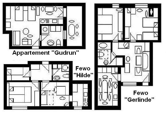 Haus 'U' für 10/15 Pers., 25 km bis Frankfurt/Nord, casa vacanza a Lahnau