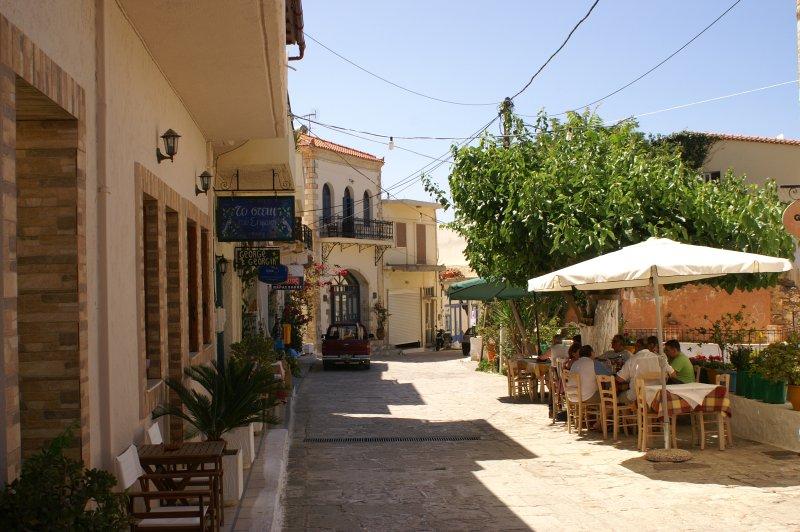 Panormo village