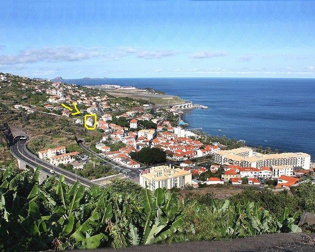 Santa Cruz Madere