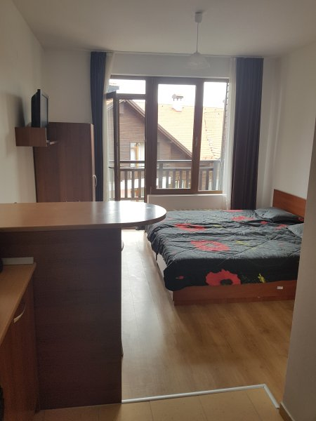 Sermiramida gardens studio for rent, vacation rental in Borovets